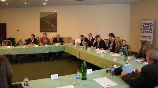 Außenpolitische Dialoge - Die Westbalkanstaaten auf dem Weg zur EU-Integration