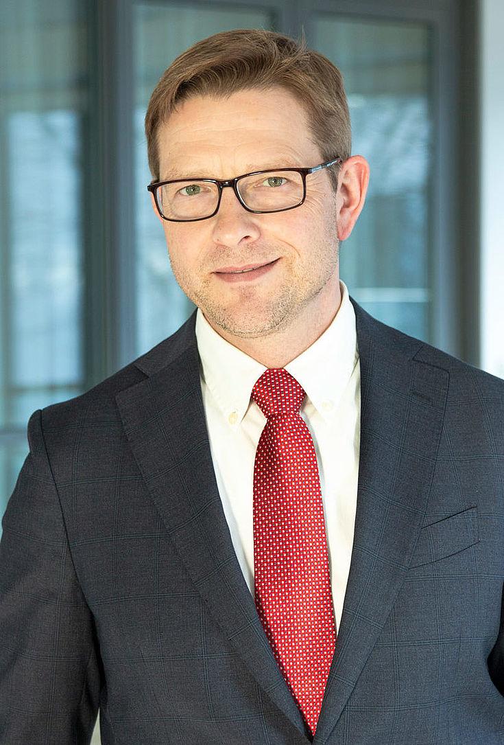 Generalsekretär Oliver Jörg