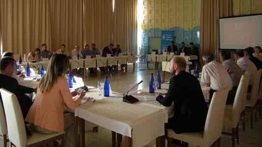 Regionalna konferencija graničnih policija o prekograničnom kriminalu